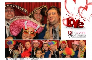 photo booth love print