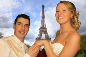 wigan to paris wedding
